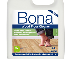 Bona Wood Floor Cleaner Refiller 4L