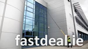 Domestic & Commercial Window Cleaning Dublin