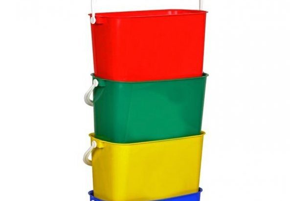 Window Cleaning Bucket