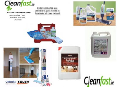 Cleanfast Cleaning Products – 100% Irish Made