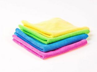Eco Wipe 200 Microfiber Cloths