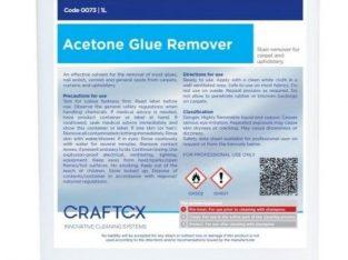 Craftex Acetone Glue Remover