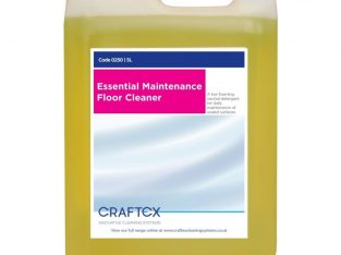 Craftex Essential Maintenance Floor Cleaner 5L