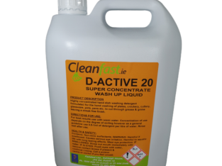 Cleanfast D-Active 20 Wash Up Liquid