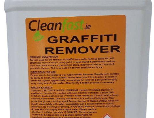 Cleanfast Graffiti Remover