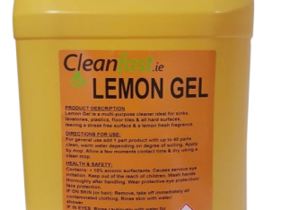 Cleanfast Lemon Gel
