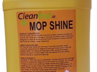 Cleanfast Mop Shine