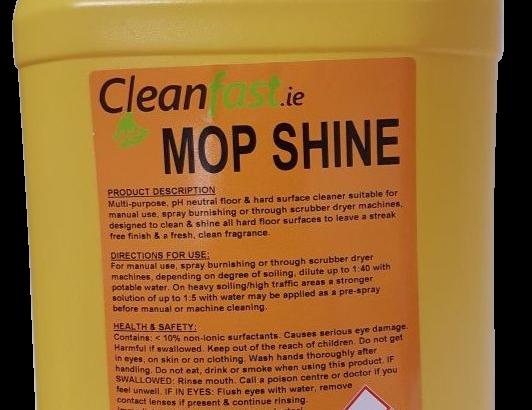 Cleanfast Mop Shine