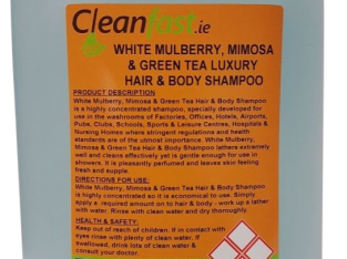 Cleanfast White Mulberry, Mimosa & Green Tea Hand Soap
