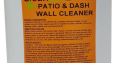 Cleanfast Patio & Dash Wall Cleaner