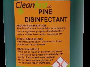 Cleanfast Pine Disinfectant