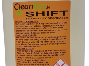 Cleanfast Shift Kitchen Degreaser