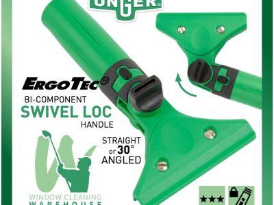 Unger ErgoTec ® Swivel LOC