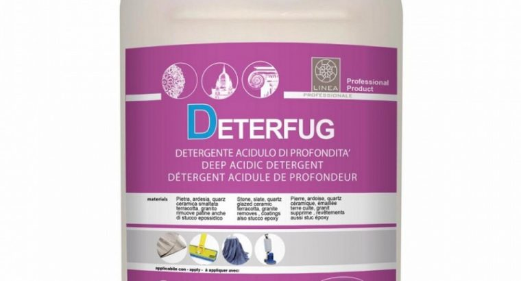 Faber Deterfug – Acidic Marble Cleaning Detergent