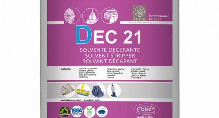 Faber Dec 21 Solvent Wax Remover