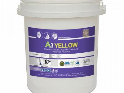Faber A3 Yellow Marble Polishing Powder