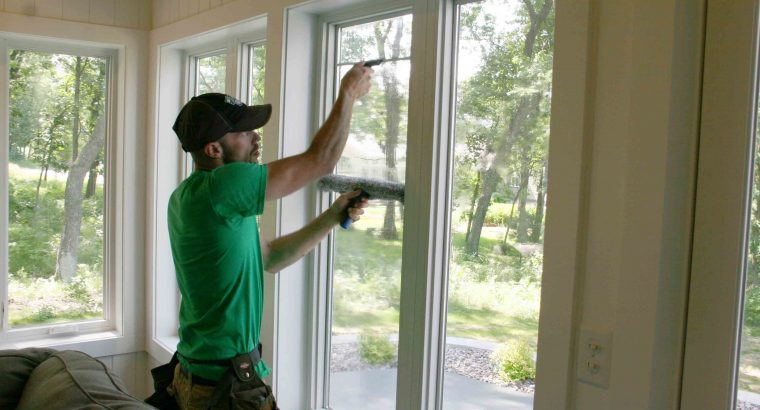 Window Cleaning – Domestic Window Cleaning