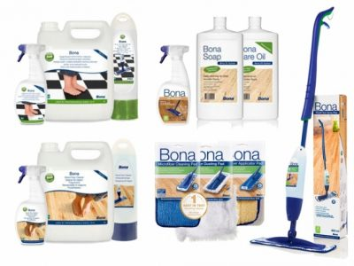 Bona Cleaning Products