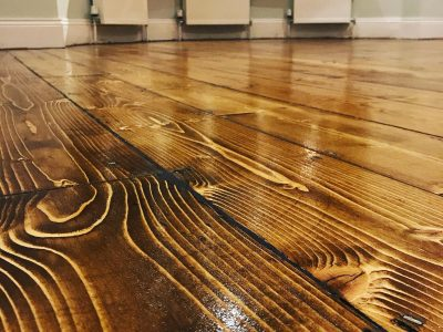 How to bring out the shine and natural beauty of wood floors