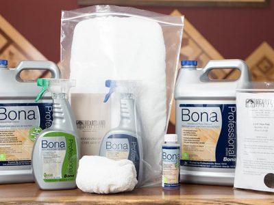 Bona Wood Care & Maintenance Products