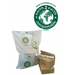 Earth2Earth Degradable Plastic Bags