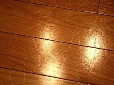 How to deal with Pet Scratches on Wood Floors