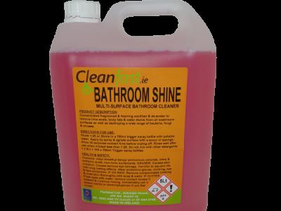 Cleanfast Bathroom Cleaner & Descaler MSDS
