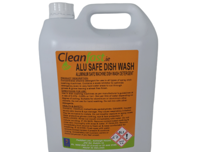 Cleanfast Alu Safe Machine Dish Wash Detergent MSDS