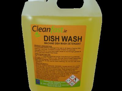Cleanfast Dish Wash Data Sheet MSDS