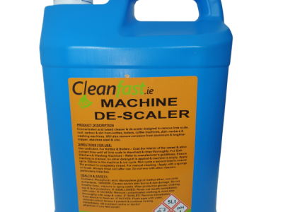 Cleanfast Machine De-Scaler Data Sheet MSDS