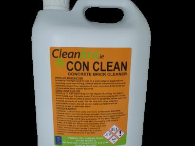 Cleanfast Con Clean Exterior Brick Cleaner MSDS
