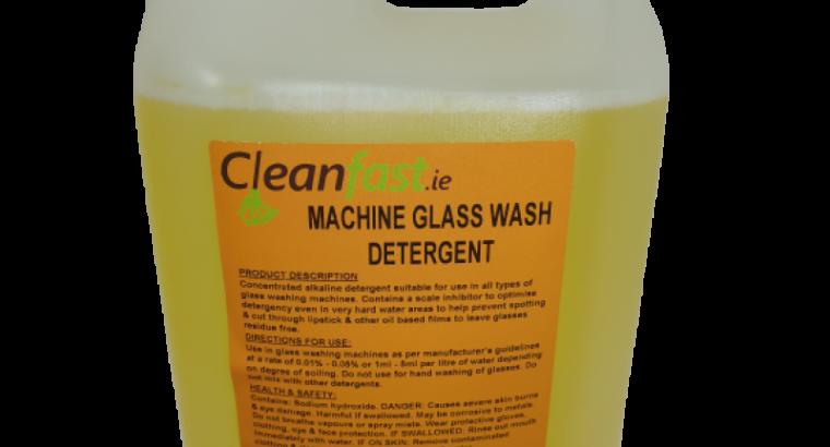 Cleanfast Auto Glass Wash Detergent Data Sheet MSDS