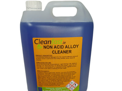 Cleanfast Non Acidic Alloy Cleaner Data Sheet MSDS