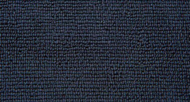 The Power Of The Black Microfiber Cloth 300 GSM 40 cm x 40