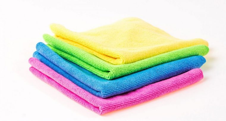 Robert Scott 200 GSM Microfiber Cloths