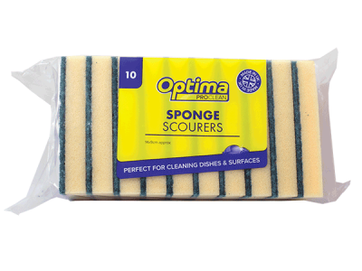A Review Of The Optima Proclean 10 Large Sponge Scourers