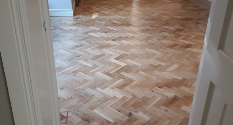 Floor Sanding Dublin – Dustless Floor Sanding