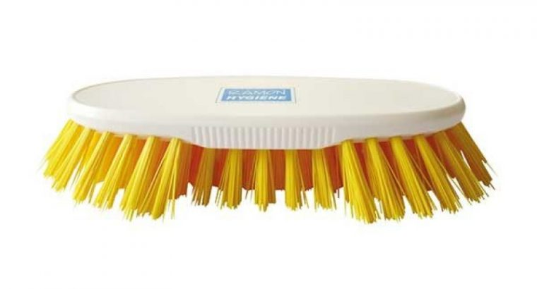 The Hygienic Scrubbing Brush You Can Rely On