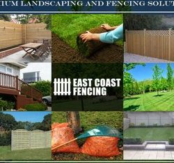 Best Landscape & Garden contractors Dublin | East Coast Fencing