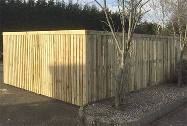 East Coast Fencing – Fences & Gate Installation Dublin