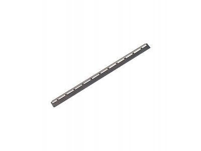 TTS Stainless Steel Channel & Rubber 25 cm