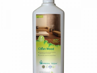 Maintaining Your Wood Surfaces With The Faber Clean Wood