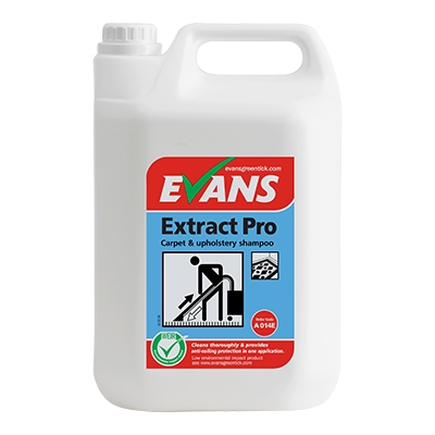 Evans Extract Carpet Cleaning Shampoo