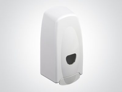 A Look At The Dolphin Excel Bulk Fill White Soap Dispenser