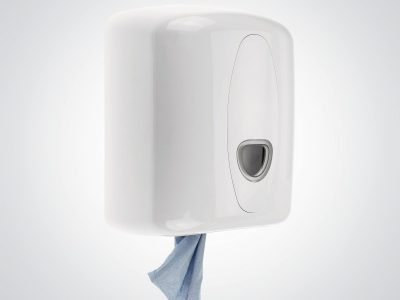 Hygiene Practices With The Dolphin Centrefeed Paper Dispenser