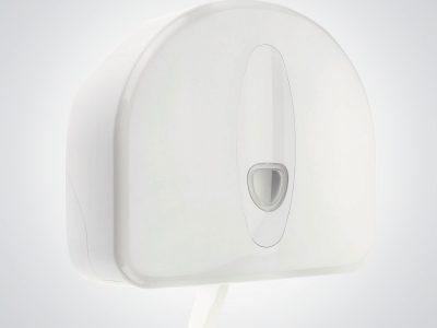 Dolphin Jumbo Excel White Dispenser
