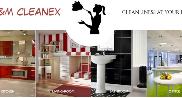 M&M Cleanex – Cleaning Company From Dublin
