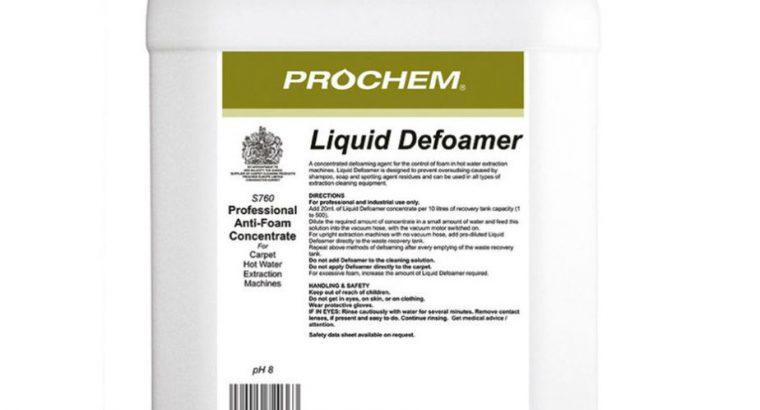 Prochem Liquid Defoamer