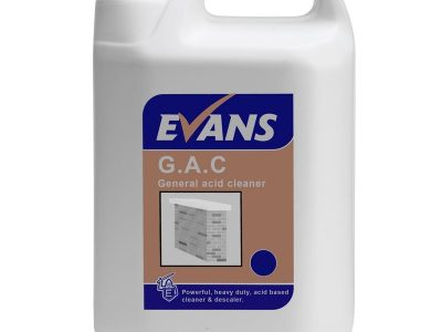 Evans G.A.C Acid Cleaner l General Acid Cleaner