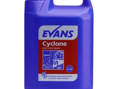 Evans Cyclone Thick Bleach & Bathroom Cleaner